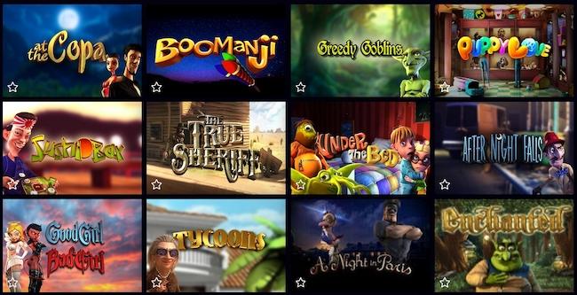 4 Crowns Casino Spiele