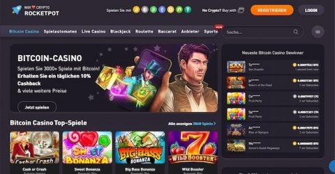 Rocketpot.io Casino
