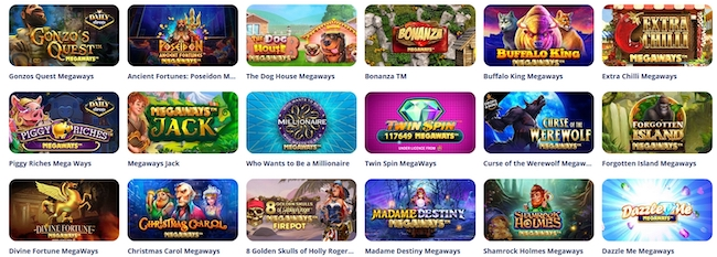 CasinoRoom Spiele